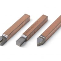 Sherline 1/4 inch Brazed Carbide Tool Set 3006