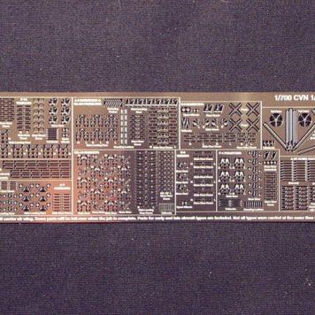 Gold Medal Models 1/700 CVN 1/4 AIR WING 700-33A