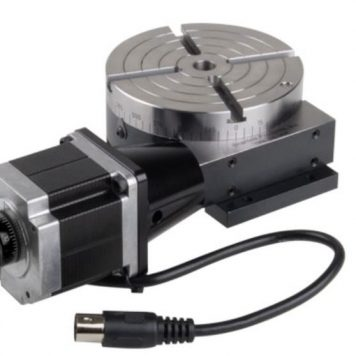 Sherline CNC Rotary Table Set with Stepper Motor 8730