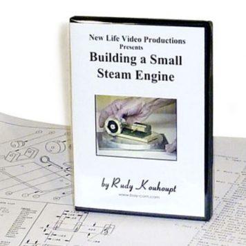 Sherline Steam Engine Video (DVD) 5328