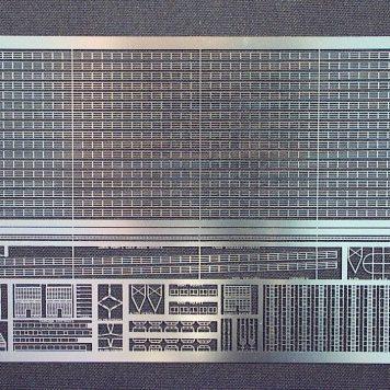 Gold Medal Models 1/600 BISMARCK 600-4