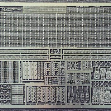 Gold Medal Models 1/500 IJN AIRCRAFT CARRIER 500-4