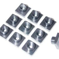 Sherline T-Nuts Set of 10