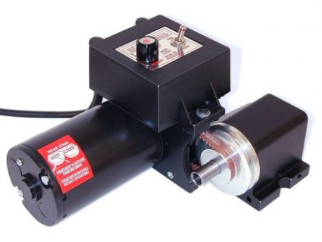Sherline 3307 - Headstock, DC Motor, and Speed Control