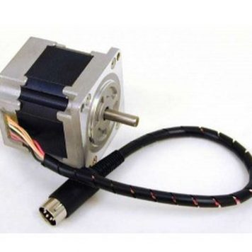 sherline 67127 CNC Ready Rotary Table with Reverse Motor Mount