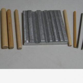 Small Shop Standard Rolling set for Model Making
