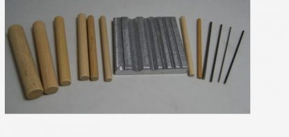 Small Shop Standard Rolling set for Model Making