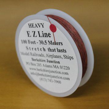 EZ Line Wires Rust Heavy