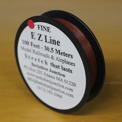 EZ Line Wires in Rust color