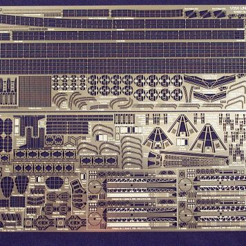 Gold Medal Models 1/350 TAKAO 350-42 Photoetch