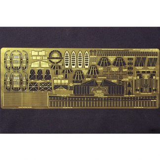 Gold Medal Models Gold Plus Takao Extra Details