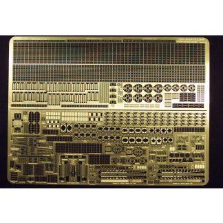 Gold Medal Models 1/350 IJN BATTLESHIP Photoetch Set 350-43