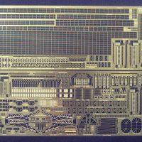 Gold Medal Models REPULSE etches