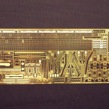 Gold Medal Models 1/400 - 1/429 scale ARIZONA 429-3 Photoetch