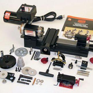 Sherline 4000C CNC Lathe Machining System