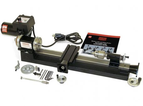 Sherline 17 Inch CNC Ready Lathe Package A 4400A-CNC