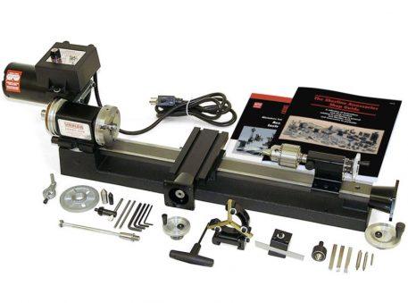 Sherline 17 Inch Lathe B Package 4400B-CNC Ready
