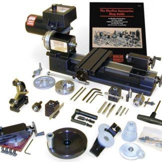 Sherline 8 Inch CNC Ready Lathe Package 4000C-CNC Ready