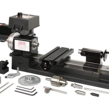 Sherline Standard 8 Inch Lathe Package A 4000A