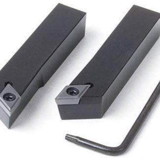 Pair Carbide Tool Holders