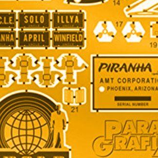 pgx192 pirana