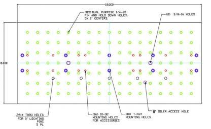 Sherline Laser Engraving Plate 3560LAZ