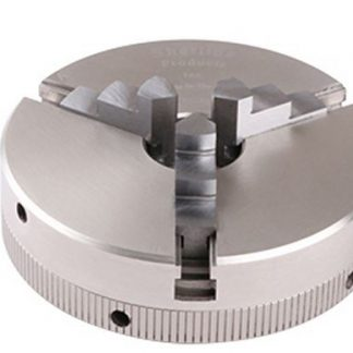 Sherline 1040C - Electroless Boron Nickel Coated 3 Jaw Chuck