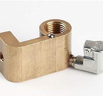 Sherline 40177OL - Mill Z-Axis Saddle Nut with Oiler