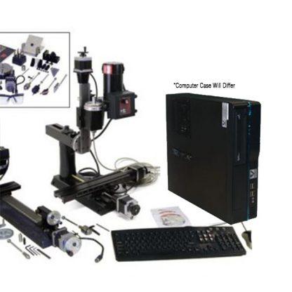 Sherline 8-Direction Ultimate CNC Machine Shop 8620