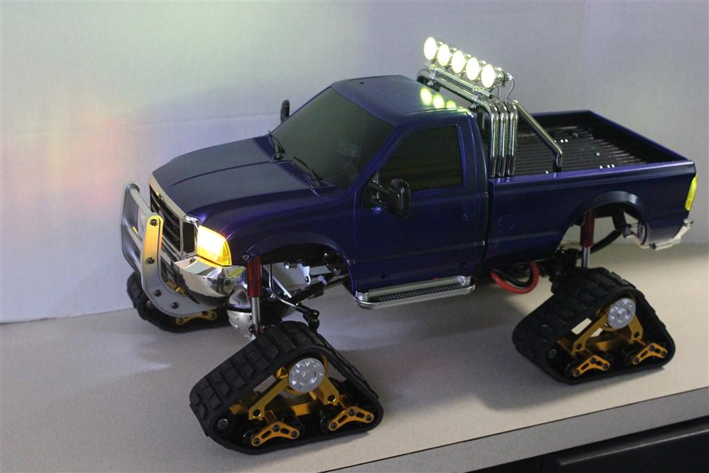 VcsHobbies Custom build Tamiya Ford Truck