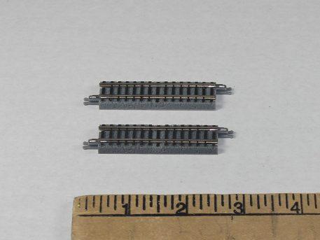 Rokuhan R024 Straight Track 55mm Feeder Slot