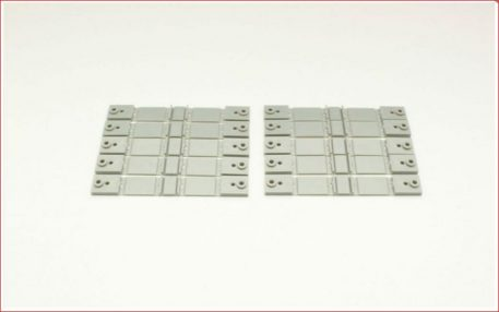 Rokuhan A007 Track Fixture Double