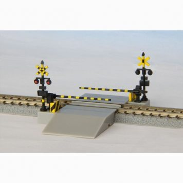 Rokuhan S045-1 Railroad Crossing Japanese Version