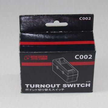Modular Turnout Switch Rokuhan C002