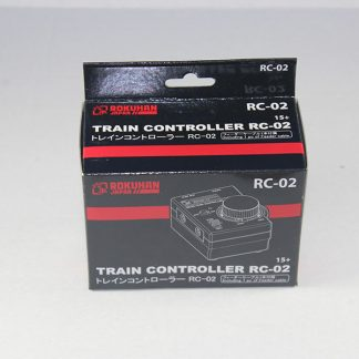 Train and track Controller Rokuahn RC02