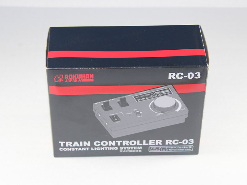 Rokuhan Z Scale Controllers