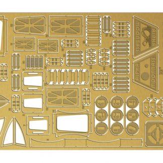 Paragrafix 1/72 Scale Space: 1999 Eagle Photoetch Set PGX199