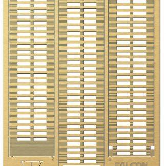 Paragrafix PGX204 Falcon Engines Photoetch Sheet