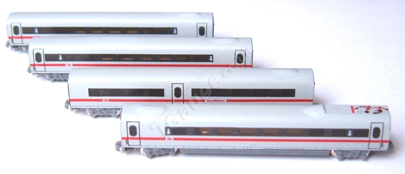 039 ICE Carriage Set