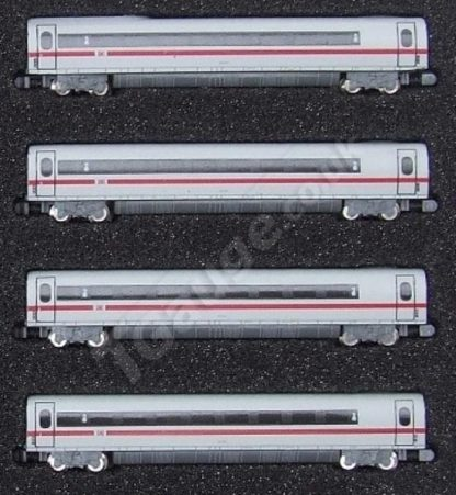 T gauge 039 ICE Carriages in Package