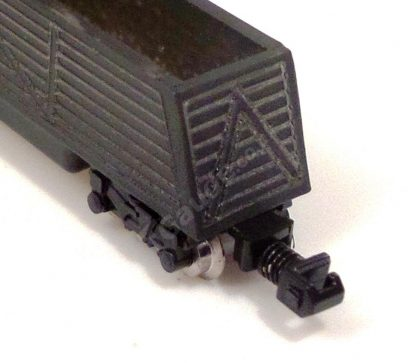T gauge 100 Ton Black Hopper Set 036-B