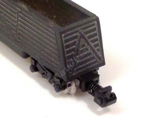 T gauge 100 Ton Black Hopper Set 036-B