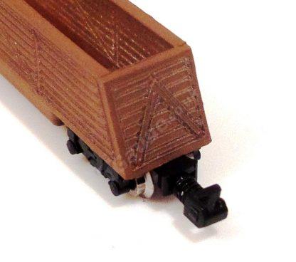 T gauge 100 Ton Hopper Set 036-A