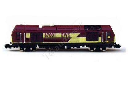 BR Class Starter Train Set 67 EWS