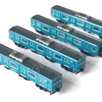 T gauge JR 103 Hanwa Line