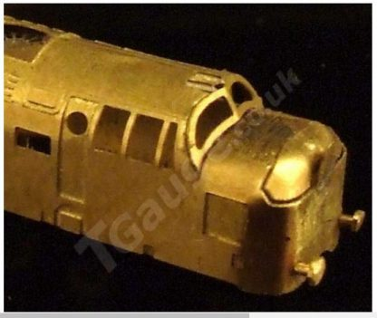 t gauge English Electric Deltic Kit TG-055