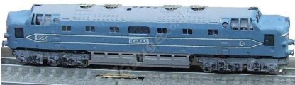 t gauge English Electric Deltic Kit TG-055 train