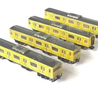 T Gauge JR 103 Fukuchiyama Line 4 Car Set 034