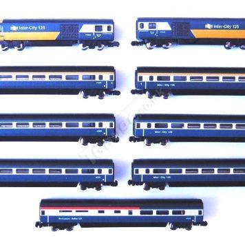 T gauge HST 9 Car Set