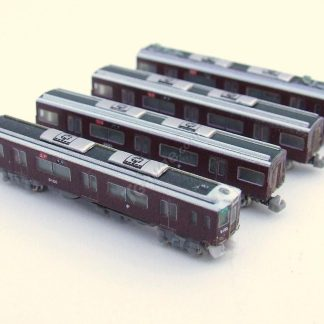 Four Car Hankyu 9000 Set